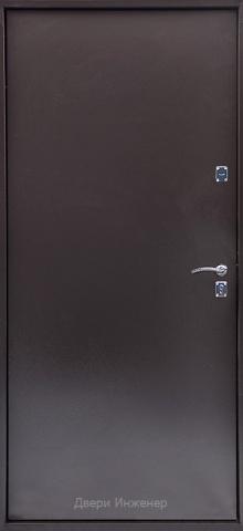 Порошковая дверь DR413