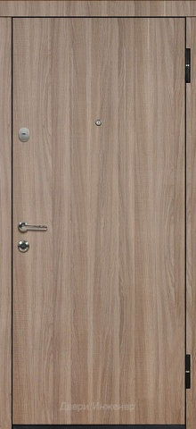 Дверь с зеркалом DR156