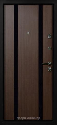 Дверь с молдингом DR186