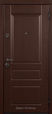 Дверь с зеркалом DR173
