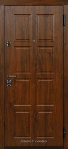 Дверь с терморазрывом DR329