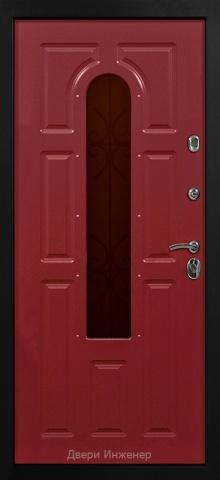 Дверь с терморазрывом DR448