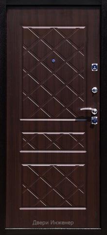 Дверь с терморазрывом DR299