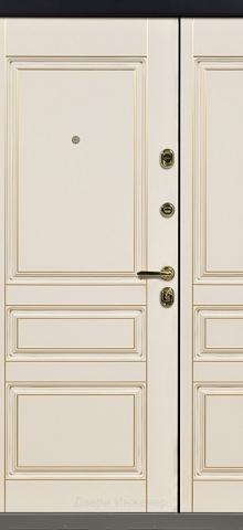 Двустворчатая дверь DR414