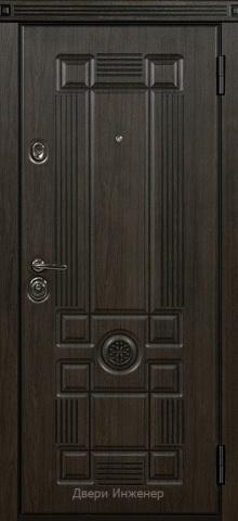 Дверь с терморазрывом DR323