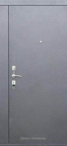 Двустворчатая дверь DR284