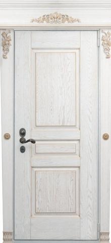 Дверь из массива DR336