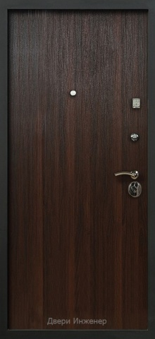 Ламинированная дверь DR105