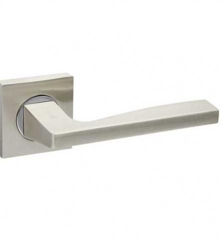 Ручка дверная Fuaro Rock KM SN/CP-3